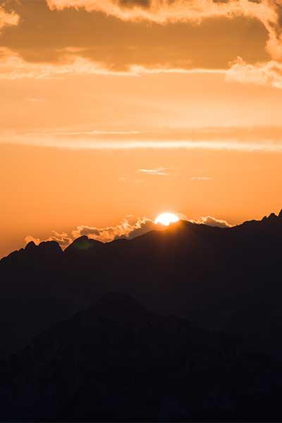 Artikelbild Hüttenzauber mit Steinbock Bergtouren