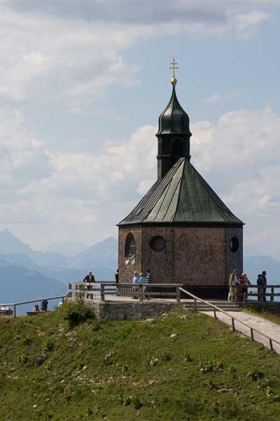 Artikelbild Tageswanderung überm Tegernsee zur Kapelle