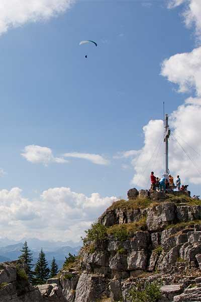 Artikelbild Tageswanderung Tegernsee zum Wallberggipfel