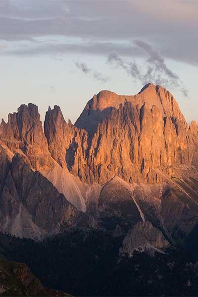Artikelbild Rosengarten Sagenwelt Südtirol