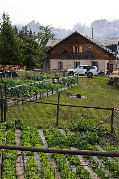 Artikelbild Sagenwelt Südtirol Dolomiten Rosengarten Hüttenwanderung