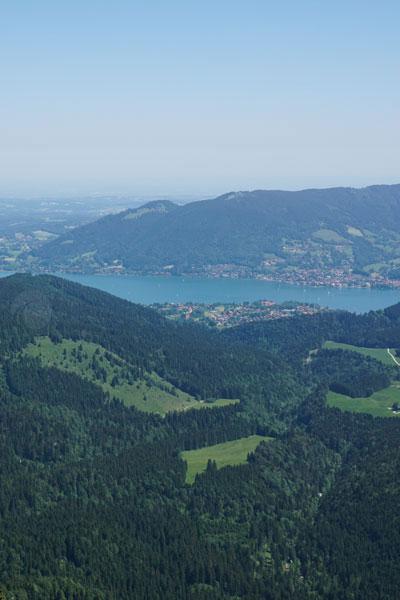 Artikelbild Isarwinkeltour Tegernsee