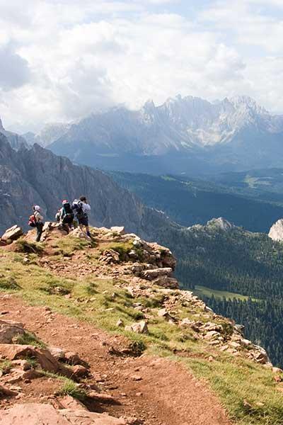 Artikelbild Sagenwelt Südtirol Dolomiten Naturpark Schlern-Rosengarten