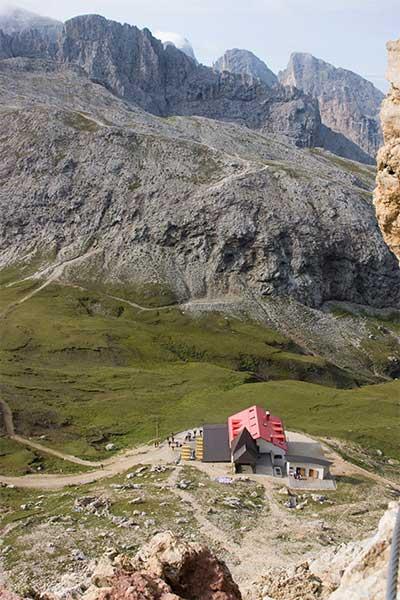 Artikelbild Sagenwelt Südtirol Dolomiten Tierser Alpl Rosengarten Schlern