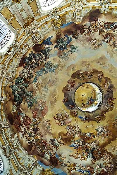 Artikelbild Wanderstudienreise Bayern Ettaler Kloster