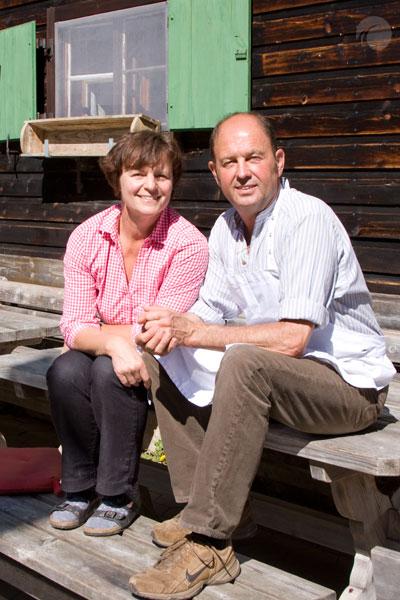 Artikelbild Buchsteinhütte Ursula und Gerhard Schwarz
