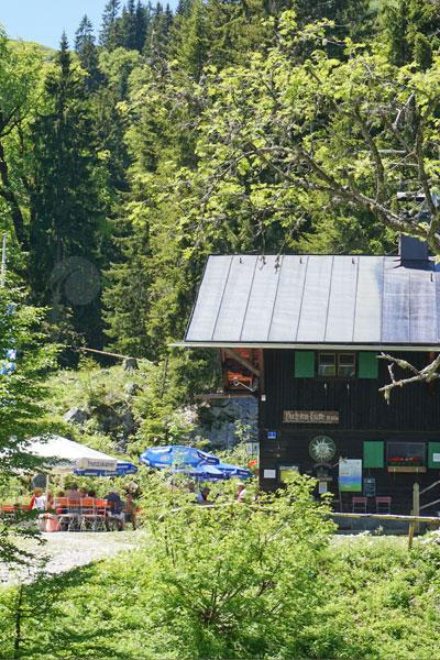 Artikelbild Isarwinkeltour Buchsteinhütte