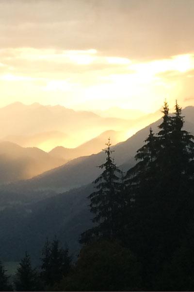 Beitragsfoto Isarwinkel Sonnenuntergang