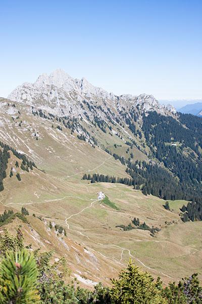 Artikelbild Tannheimer Berge Gehrenspitze