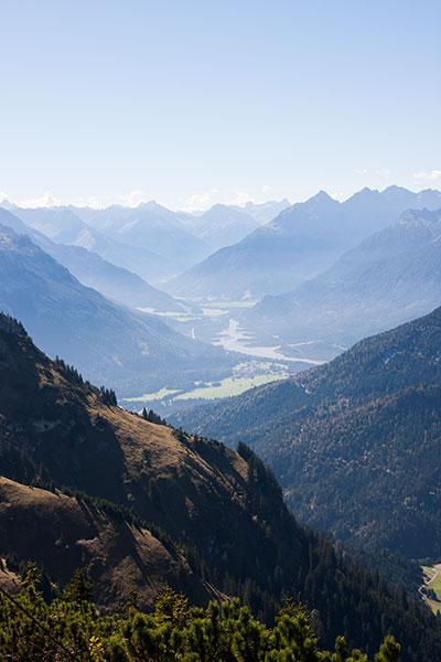 Artikelbild Tannheimer Berge Lechtal