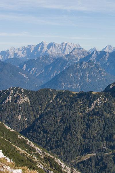 Artikelbild Tannheimer Berge Zugspitze