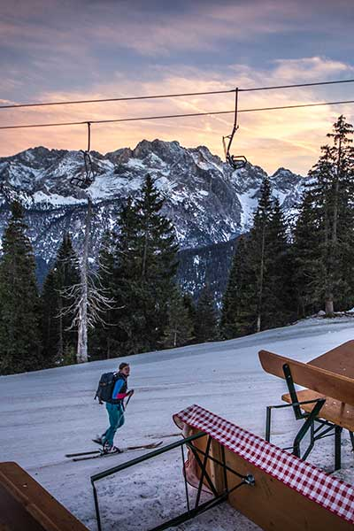Artikelbild Steinbock Bergtouren Bergwanderführerin Nina