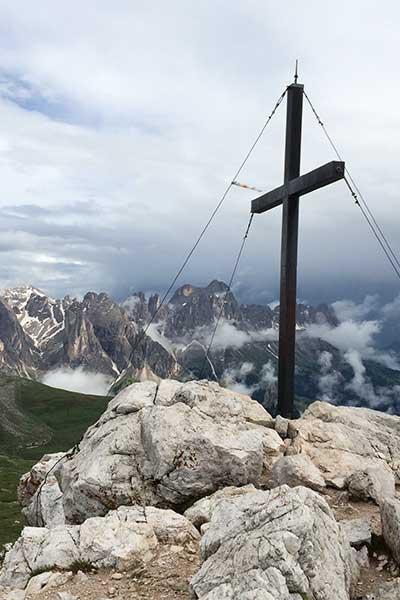 Artikelbild Hauptdolomit Monte Petz Schlern