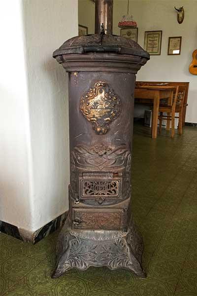 Artikelbild Tschafonhaus Rosengarten Ofen