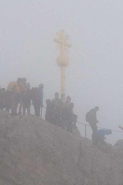Artikelbild Zugspitze Gipfelkreuz