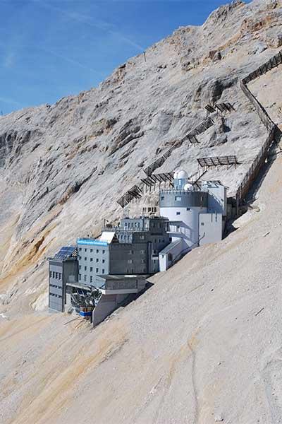 Artikelbild Zugspitze Umweltforschung