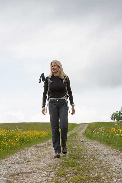 Artikelbild Lieblingshose Micha Steinbock Bergtouren