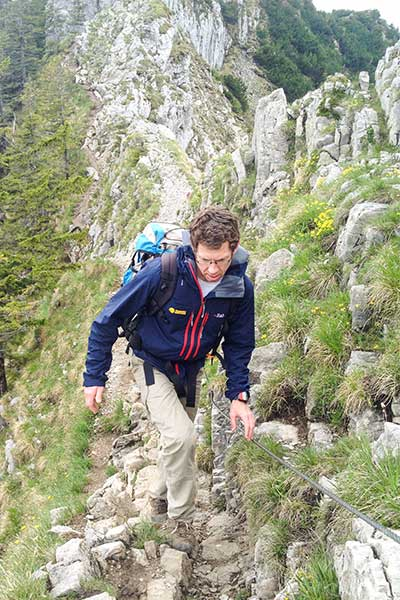 Artikelbild Vapour-rise Ausrüstung Steinbock Bergtouren