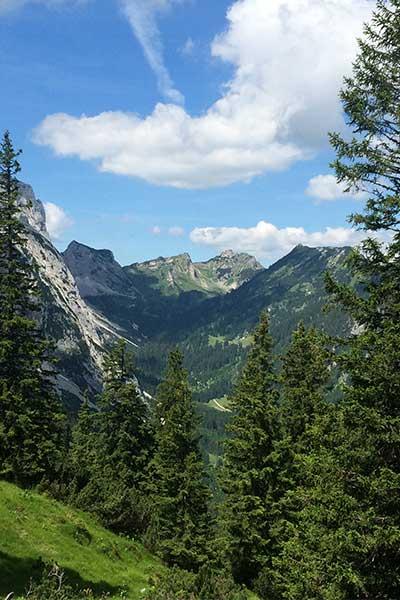 Artikelbild Tannheimer Berge