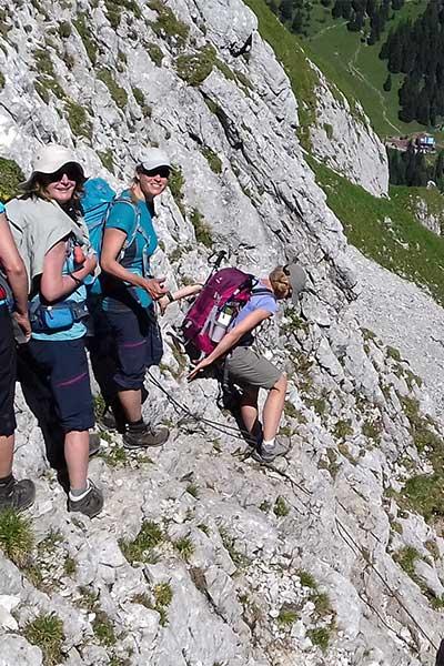 Artikelbild Bergtour Tannheimer Berge