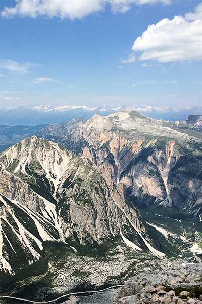 Artikelbild Bergwanderung Naturpark Fanes-Sennes-Prags Südtirol