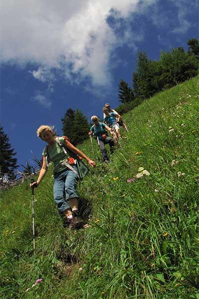 Artikelbild Berge motivieren Grenzen zu verschieben