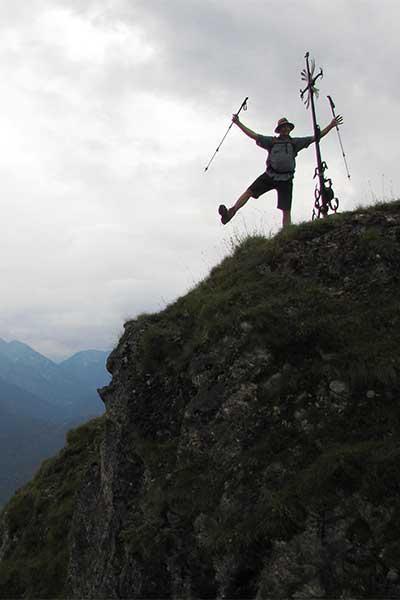 Artikelbild Flow-Erfahrung in den Bergen